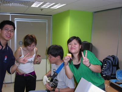 2004-07-25(日) 中心練歌