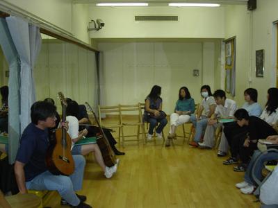 2004-07-24(六) 好友小唱聚01