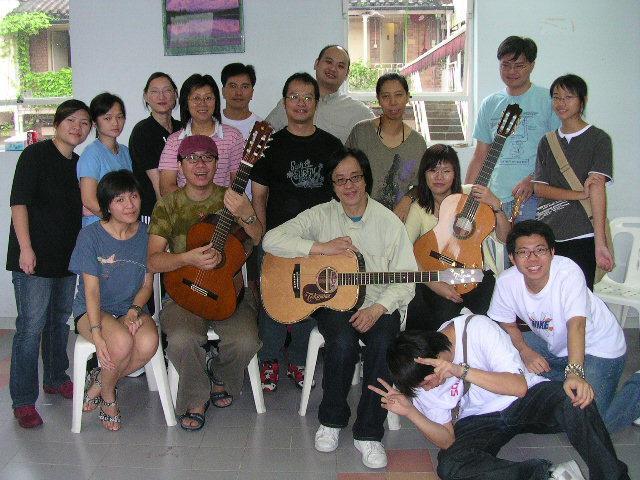 2004.08.28-29 (六-日) 第六屆青韻節拍營(2004)