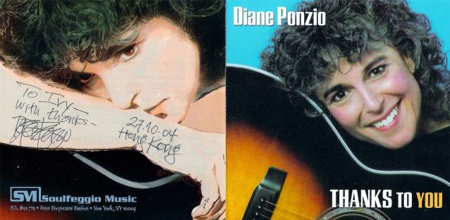 Diane Ponzio - Thanks To You