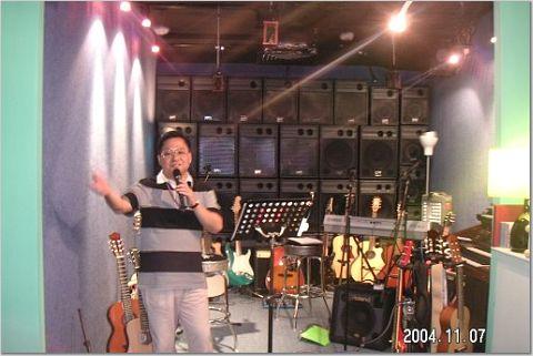 2004.11.07 (日) - 探訪Amy & Gordon的Studio!
