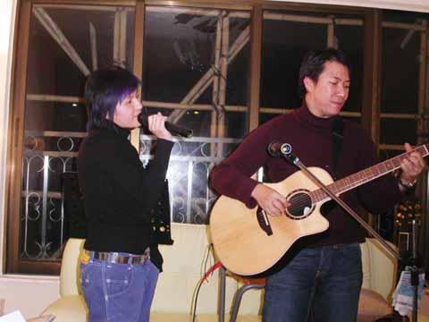 2005.01.01 - Michael叔叔 2005 元旦 Home Party