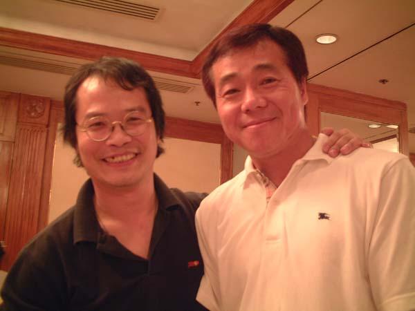 2002.09.14 - 好友Allan及KK的婚宴 3