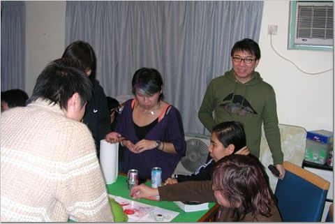 2005.02.12&13 - 貝澳宿營