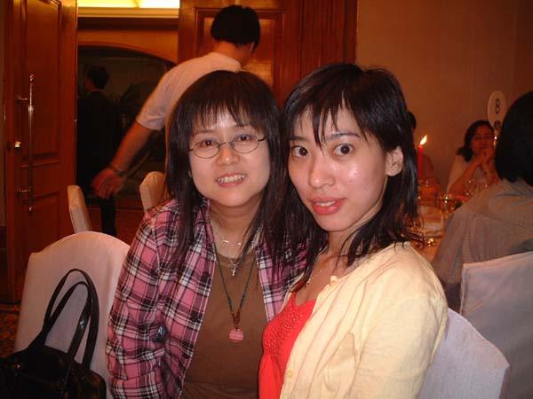 2002.09.14 - 好友Allan及KK的婚宴 4