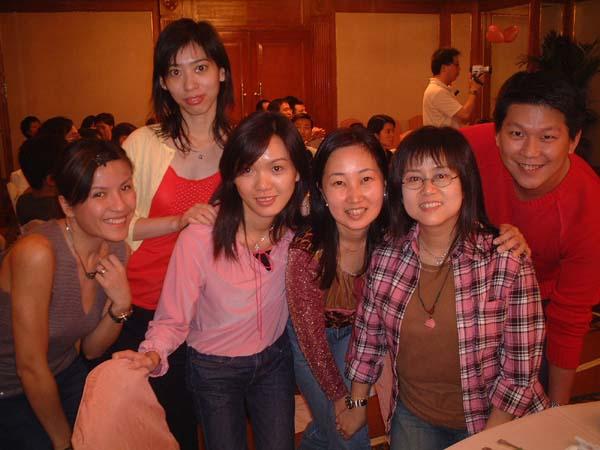 2002.09.14 - 好友Allan及KK的婚宴 7