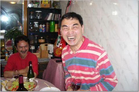 2005.03.26 - 在Rod哥家中舉行的Michael叔叔生日派對