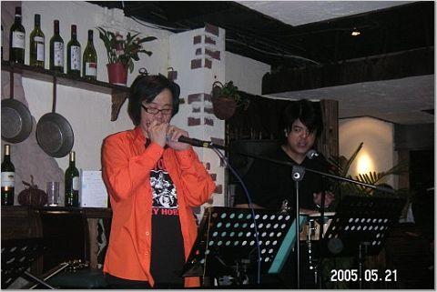 2005.05.21 - SIM(Derek)在扒王之王客串獻唱