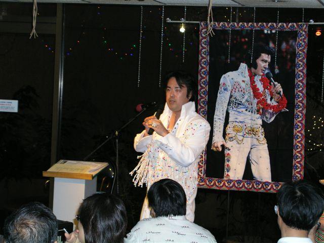 2005.08.15 - Aloha from Hawaii (Elvis Live Music & Dinner)