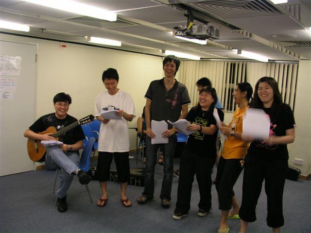 2005.08.27-28 - 第七屆青韻節拍營