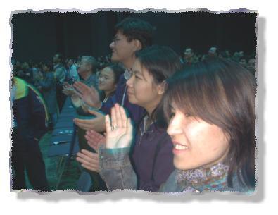 2001.03.11 - 青韻朝聖 - Peter, Paul & Mary 1