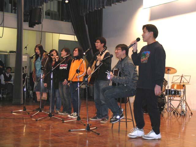 2005.12.17(Sat) - 祝Folk民歌音樂會