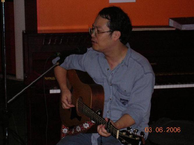 2006.06.03 (六) - 第五十四次每月青韻民歌音樂派對 - Let's Sing