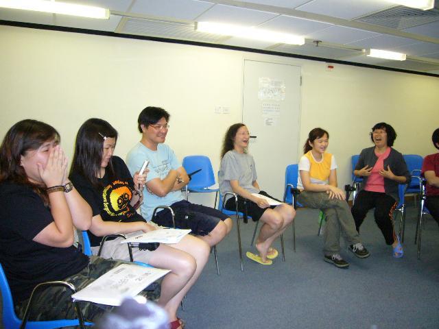 2006.8.26 - 8.27 青韻節拍營 2006