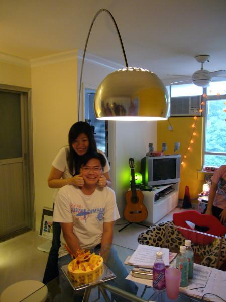 2006.09.03 (日) - Fornia及Sammy的生日派對
