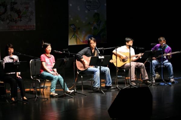 2006.09.29 (五) - Folk一宵 Encore - 青韻二十五週年音樂會