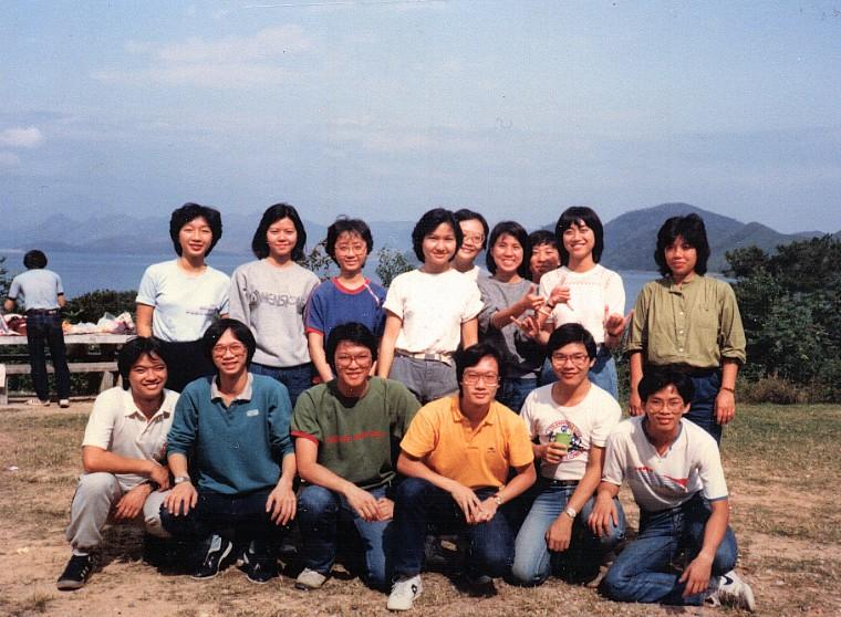 1982 西貢大澳門旅行
