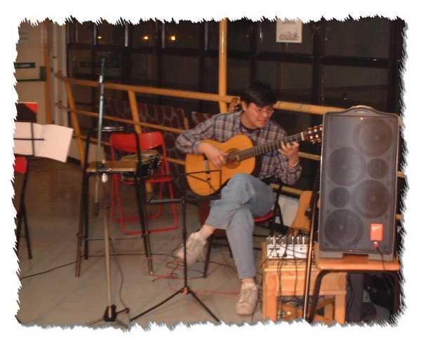 2002.01.05 - 第四次每月青韻民歌音樂會 1