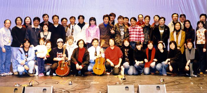 2002.01.26 - 02 Folk Night在尖中-緣來好友Folk演唱會 16