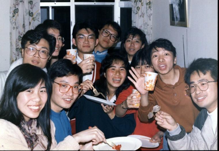 1989 大食會