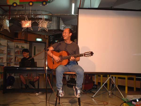 2002.08.03 - 第十一次每月青韻民歌音樂派對 5