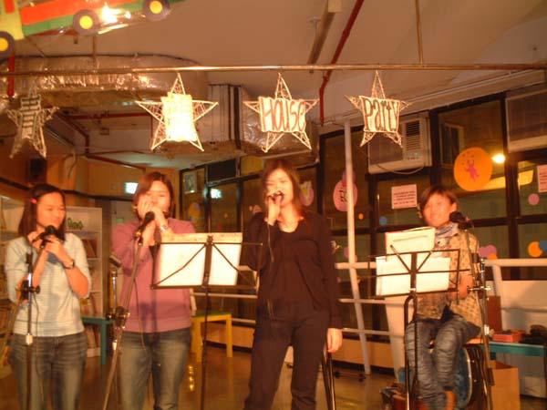 2002.10.05 - 第十三次每月青韻民歌音樂派對 1