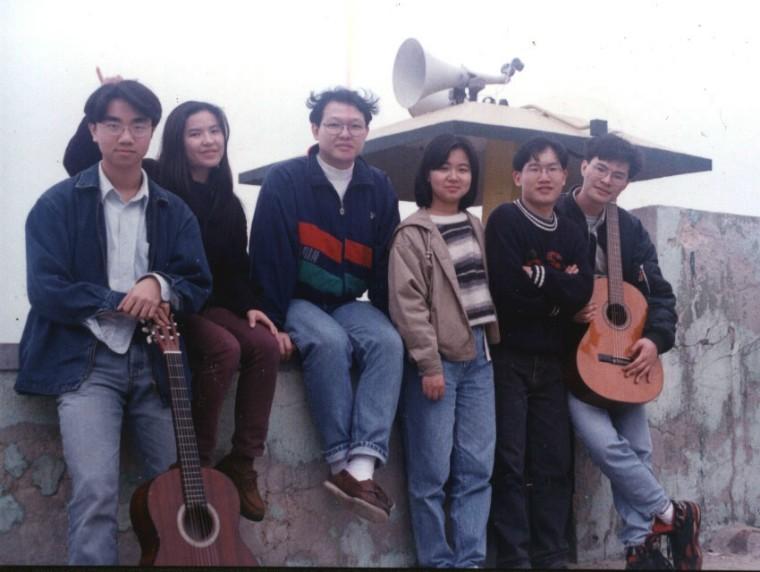 1996 活力一族嘉年華表演
