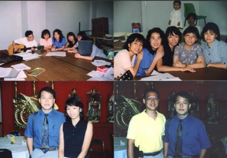1996 青韻15週年