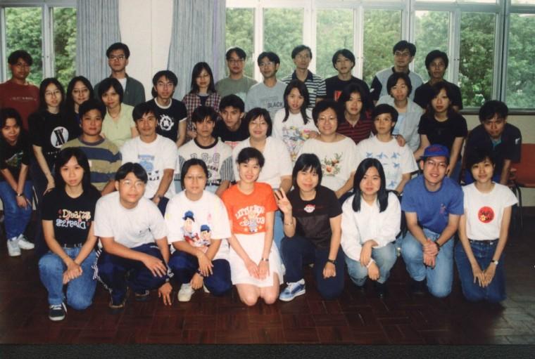 1996 粉嶺宣道園音樂營