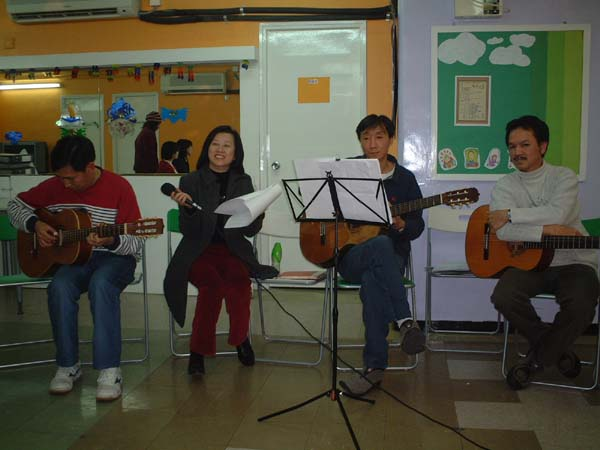 2003.01.04 - 第十六次每月青韻民歌音樂派對 1