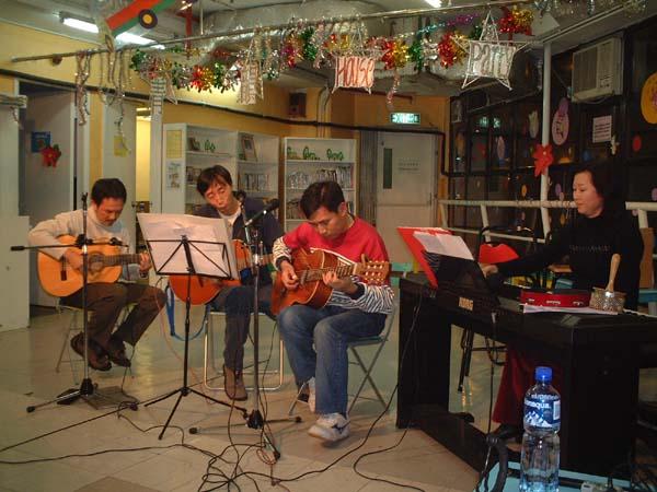 2003.01.04 - 第十六次每月青韻民歌音樂派對 2