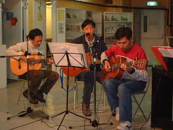 2003.01.04 - 第十六次每月青韻民歌音樂派對 3