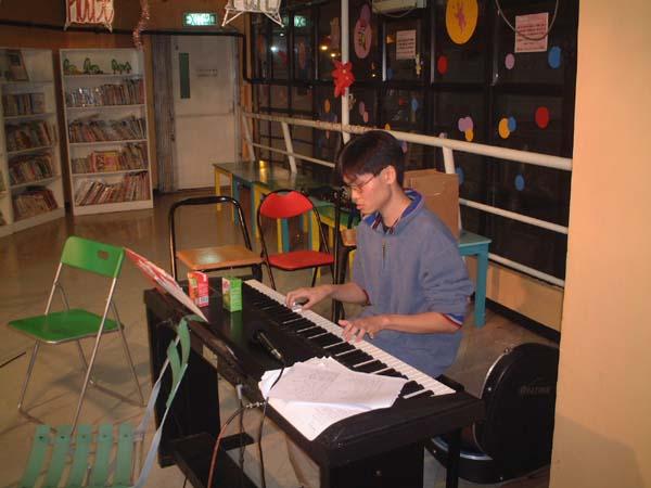 2003.01.04 - 第十六次每月青韻民歌音樂派對 4