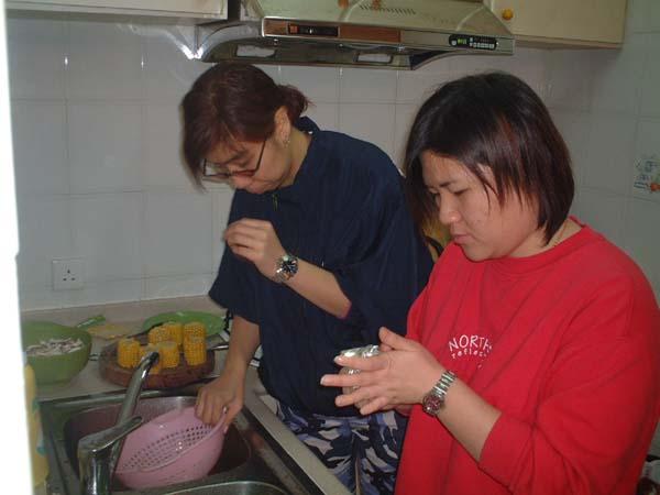 2003.01.25&26 - 大嶼山宿營 1