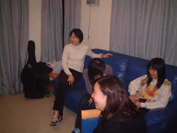 2003.01.25&26 - 大嶼山宿營 2
