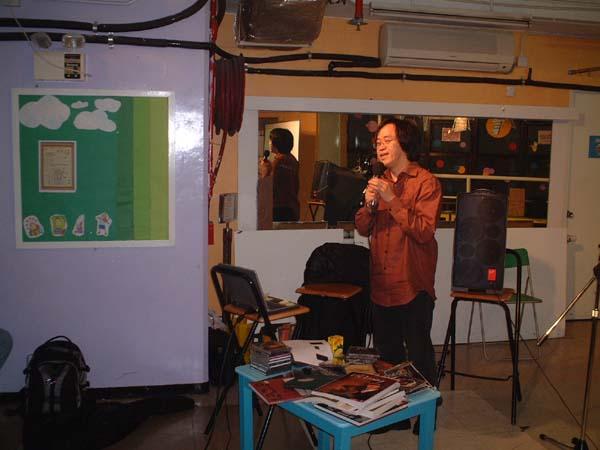 2003.03.01 - 第十七次每月青韻民歌音樂派對 4