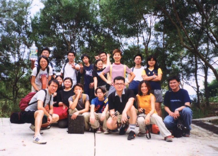 1999 南丫島音樂營