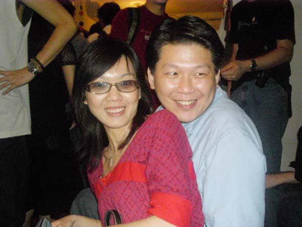 2003.06.15 - 阿貓地攤 -- Joey Tang 近距離的LIVE 4
