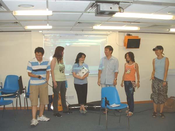 2003.08.30 & 31 - 第五屆青韻節拍營  5