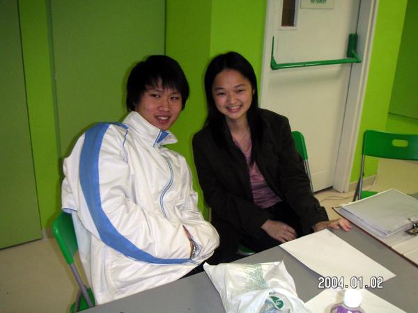 2004.01.02 - 青韻練歌實錄 - 勁舞恆&哎您死