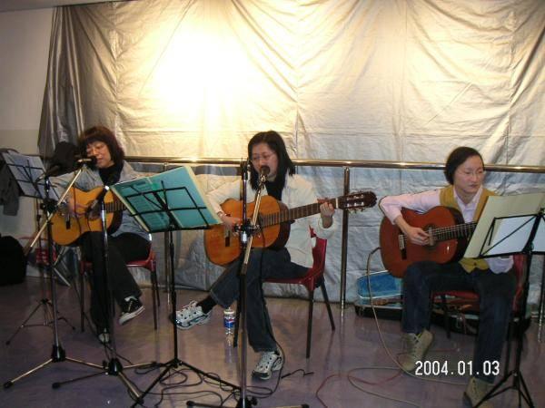 2004.01.03 (六) - 第25次每月青韻民歌音樂派對 - CFL