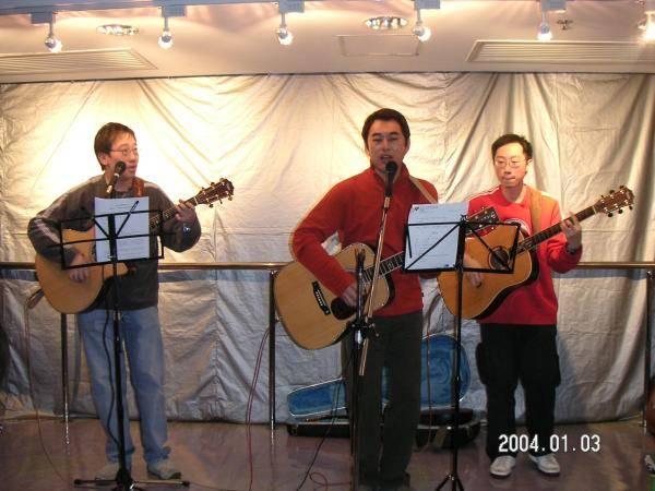 2004.01.03 (六) - 第25次每月青韻民歌音樂派對 - 戴志偉先生