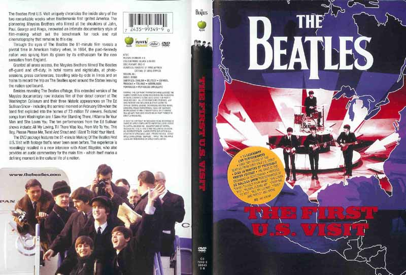 The Beatles The 1st US Visit
