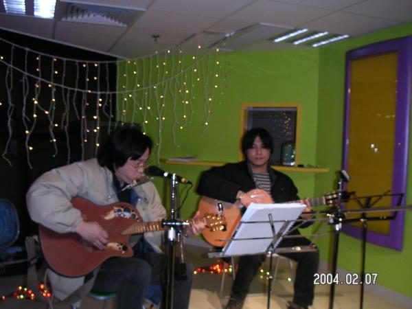 2004.02.07 (六) - 第26次每月青韻民歌音樂派對 9