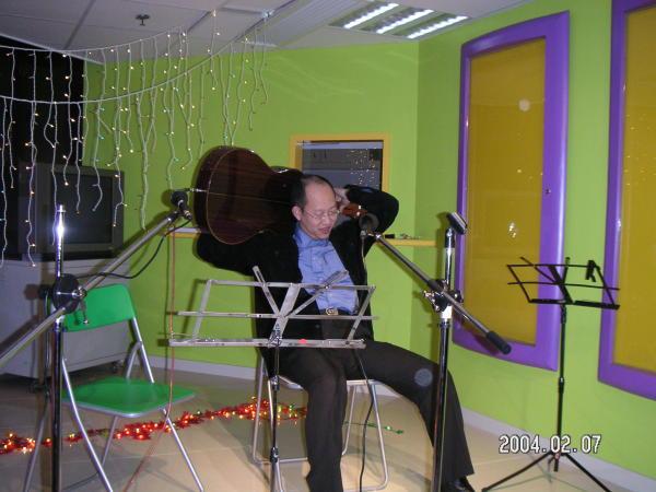 2004.02.07 (六) - 第26次每月青韻民歌音樂派對 12