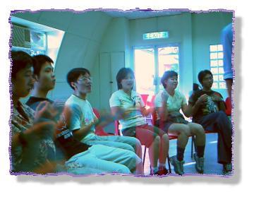 2000.08.19 - 第二屆青韻節拍營 6