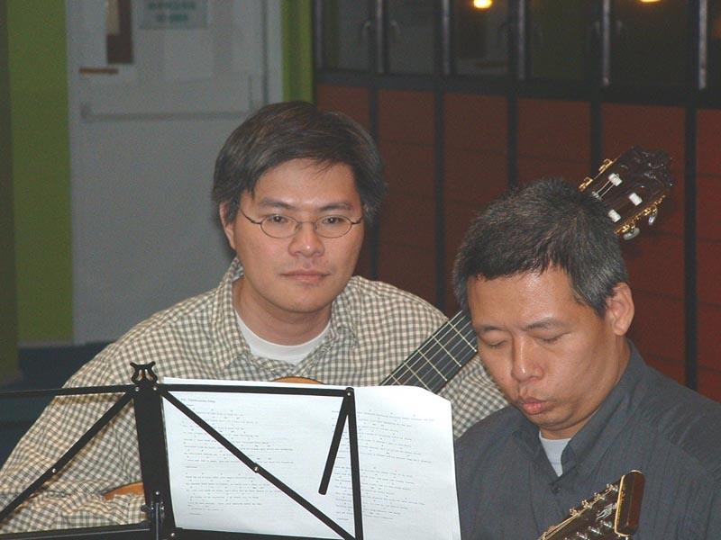 2004.03.06 (六) - 第二十七次每月青韻民歌音樂派對 - Let's Folk