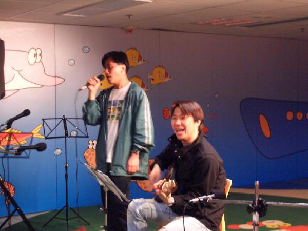 2004.03.06 (六) - 第二十七次每月青韻民歌音樂派對 - Let
