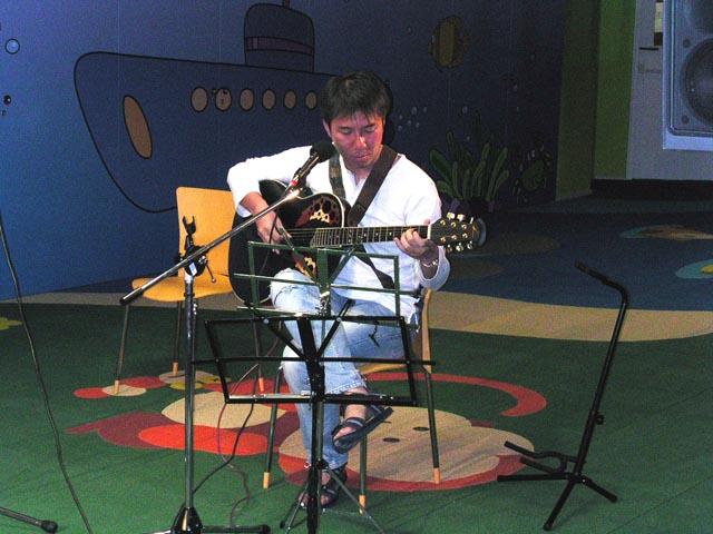 2004.06.05 (六) - 第三十次每月青韻民歌音樂派對 - DEF Group